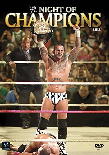 Wwe Wwe Night Of Champions 2012 Tvpg