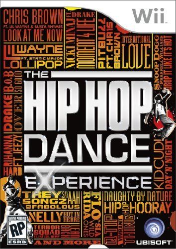 Wii Hip Hop Experience T