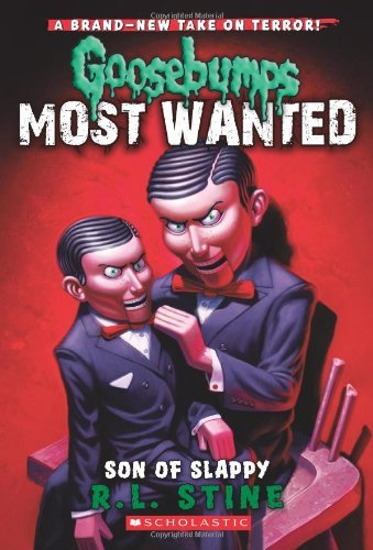 R. L. Stine Son Of Slappy (goosebumps Most Wanted #2)