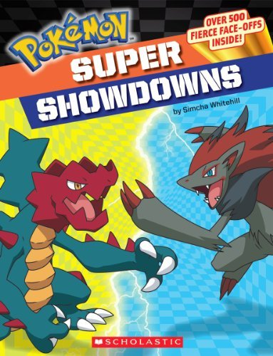 Simcha Whitehill Pokemon Super Showdowns