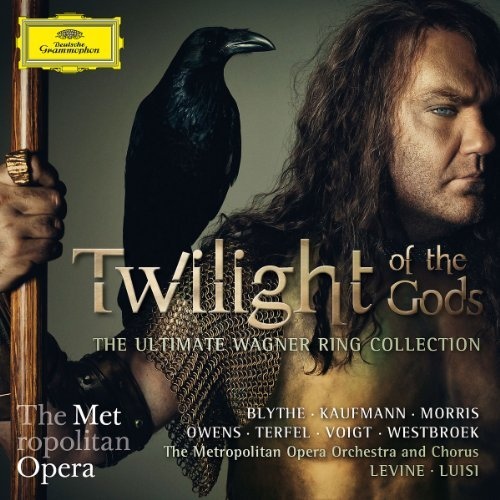 Richard Wagner Twilight Of The Gods Ultimate Terfel Kaufmann Blythe Voigt L 2 CD