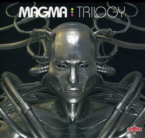 Magma Trilogy 3 CD