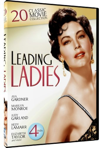 Hollywood's Leading Ladies Hollywood's Leading Ladies R 4 DVD