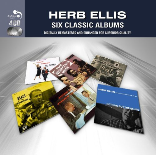Herb Ellis Six Classic Albums Import Gbr 4 CD