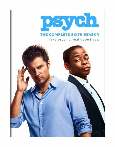 Psych Season 6 DVD