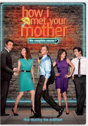 How I Met Your Mother Season 7 DVD
