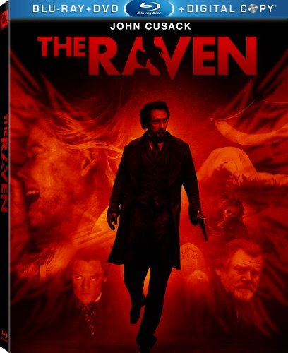 Raven Cusack Evans Blu Ray Ws R Incl. DVD Dc