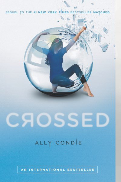 Ally Condie Crossed