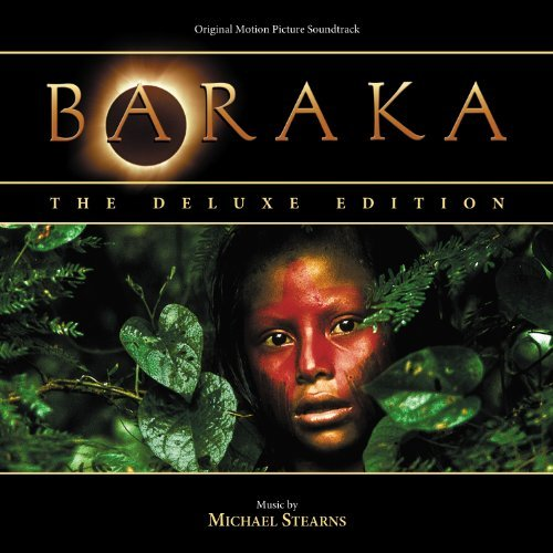 Michael Stearns Baraka Music By Michael Stearns Deluxe Ed.