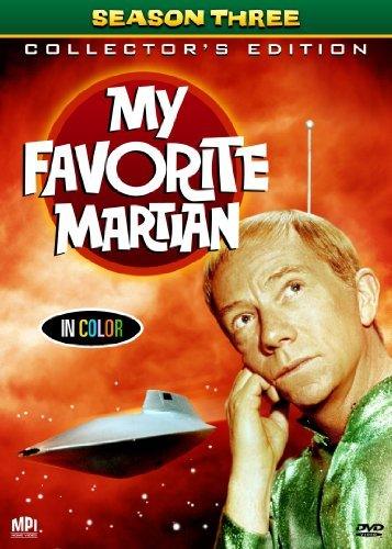 My Favorite Martian Season 3 Nr 5 DVD