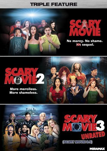 Scary Movie Triple Feature Scary Movie Triple Feature Ws R 3 DVD