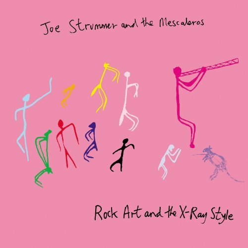 Joe & The Mescaleros Strummer Rock Art & The X Ray Style Remastered