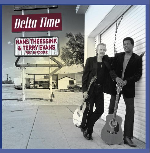 Hans & Terry Evans F Theessink Delta Time
