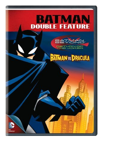 Batman Beyond Return Of The J Batman Double Feature Nr 2 DVD