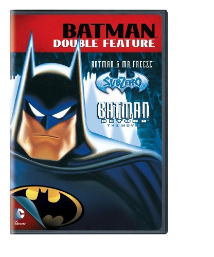 Batman & Mr. Freeze Subzero B Batman Double Feature Nr 2 DVD