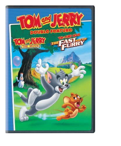 Fast & Furry Movie Tom & Jerry Nr 2 DVD