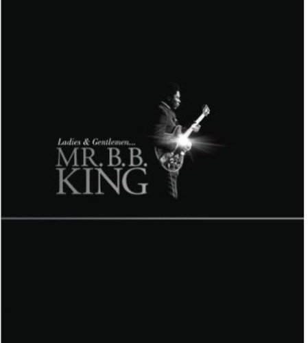 B.B. King Mr. B.B. King 4 CD