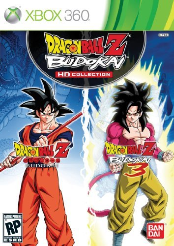 Xbox 360 Dragon Ballz Budokai Hd Collection