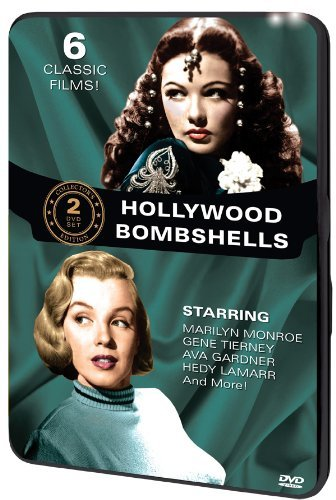 Hollywood Bombshells Hollywood Bombshells Bw Nr 2 DVD