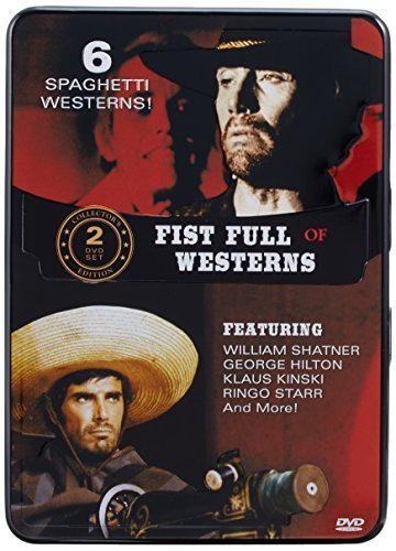 Fist Full Of Westerns Fist Full Of Westerns Ws Nr 2 DVD