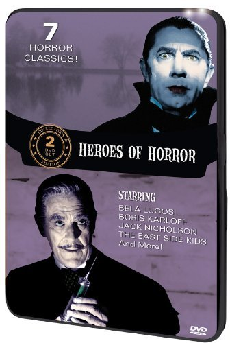 Heroes Of Horror Lugosi Karloff Nr 2 DVD