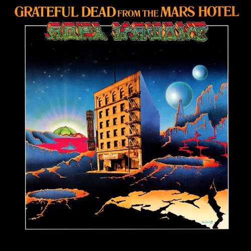 Grateful Dead From The Mars Hotel 180gm Vinyl