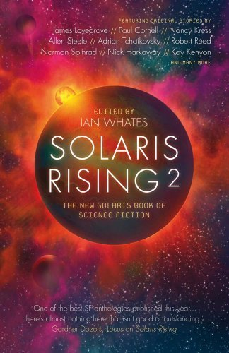 Whates Ian Solaris Rising 2 The New Solaris Book Of Science Fiction