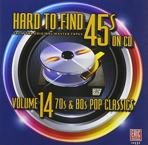Hard To Find 45's On CD Volume 14