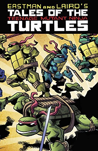Kevin Eastman Tales Of The Teenage Mutant Ninja Turtles Volume 1
