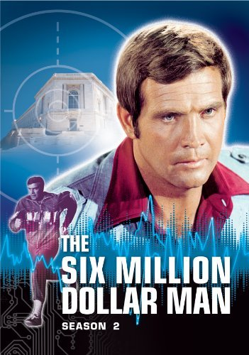Six Million Dollar Man Season 2 DVD Nr 6 DVD