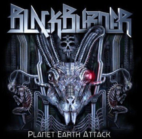 Blackburner Planet Earth Attack