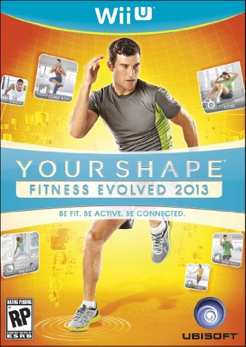 Wii U Your Shape 2013