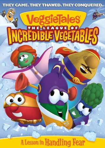 League Of Incredible Vegetable Veggietales Ws Nr