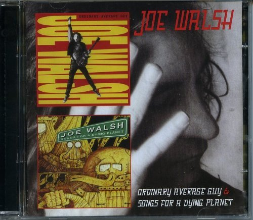 Joe Walsh Ordinary Average Guy & Songs F Import Gbr 2 CD