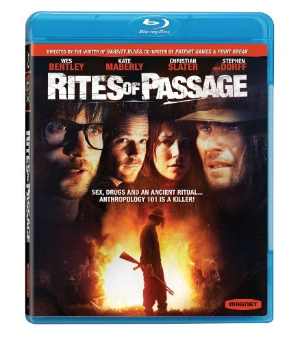 Rites Of Passage Bentley Dorff Donowho Blu Ray Ws R