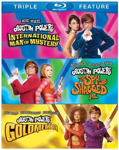 Austin Powers International M Austin Powers International M Blu Ray Ws Nr 3 Br