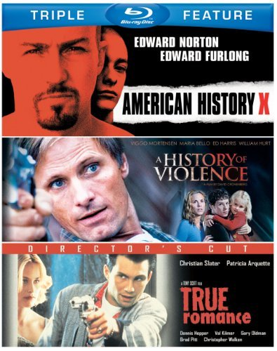 American History X History Of American History X History Of Blu Ray Ws Nr 3 Br