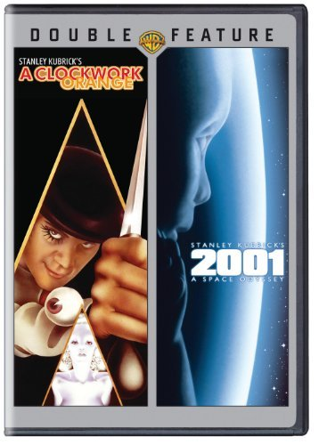 Clockwork Orange 2001 A Space Odyssey Double Feature DVD Nr