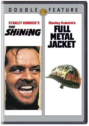Shining Full Metal Jacket Double Feature DVD Nr