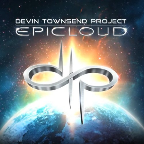 Devin Project Townsend Epicloud Deluxe Ed. 2 CD Digipak