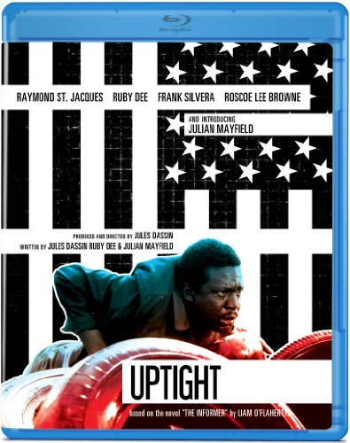 Uptight (1968) St. Jacques Dee Browne Blu Ray Aws Pg