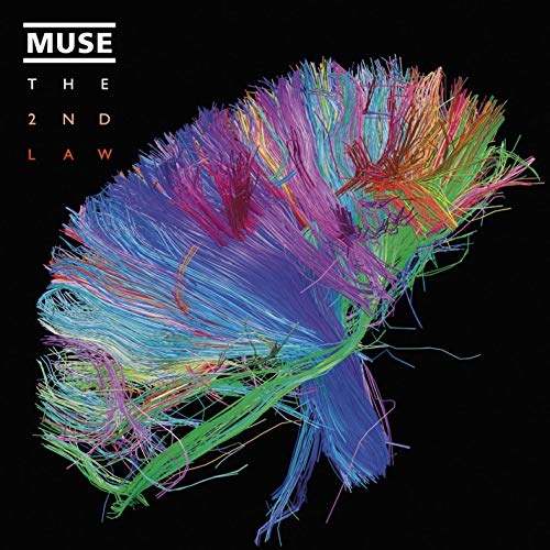 Muse 2nd Law 180gm Vinyl 2 Lp