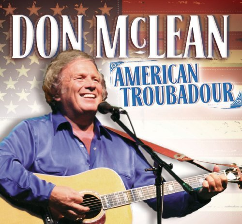 Don Mclean Don Mclean American Troubadou 2 CD