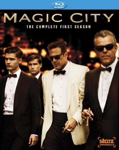 Magic City Magic City Season 1 Blu Ray Ws R
