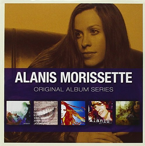 Alanis Morissette Original Album Series 5 CD