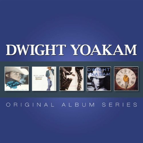 Dwight Yoakam Original Album Series 5 CD