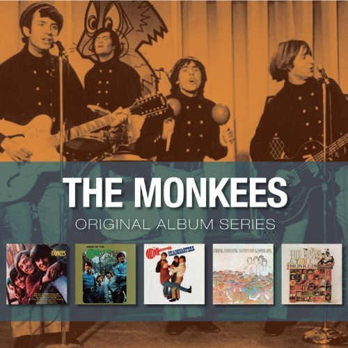 Monkees Original Album Series 5 CD