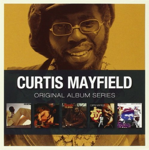 Curtis Mayfield Original Album Series 5 CD