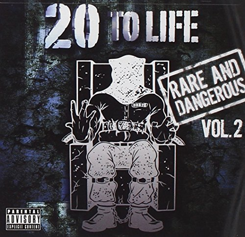 20 To Life Vol. 2 20 To Life Explicit Version 3 CD