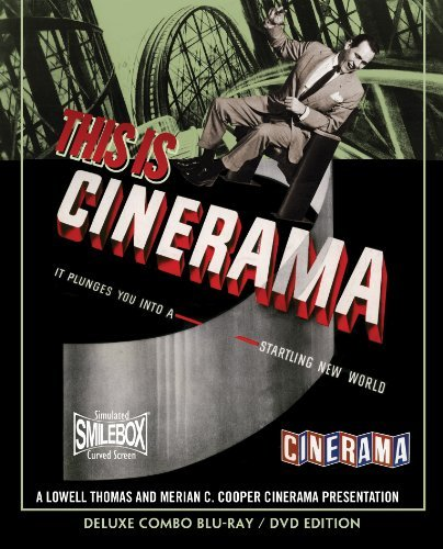This Is Cinerama (1952) This Is Cinerama (1952) Blu Ray Ws G Incl. DVD